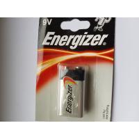 1er Blister Energizer Alkaline 9V-Block / 522 / E-Block