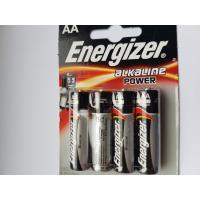 4er Blister Energizer Alkaline Mignon LR6 / AA / E91