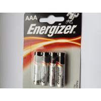 4er Blister Energizer Alkaline Micro LR03 / AAA / E92